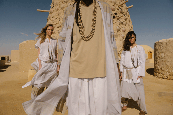 Spring-Summer 21 Collection: A Tale of Man & Nature